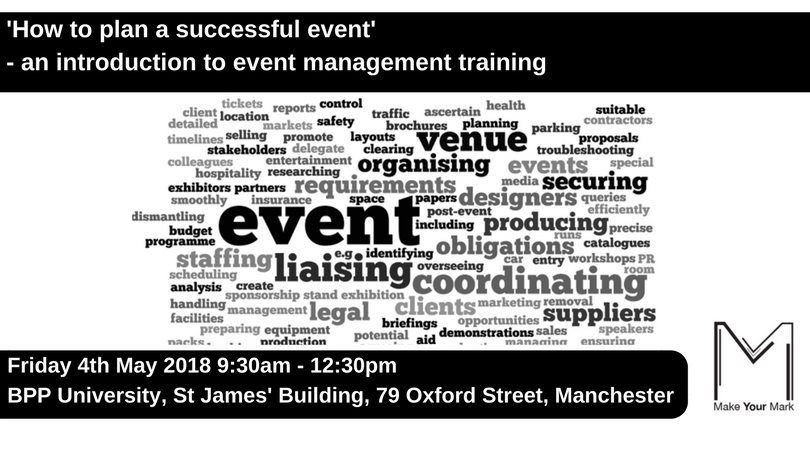Event management Manchester