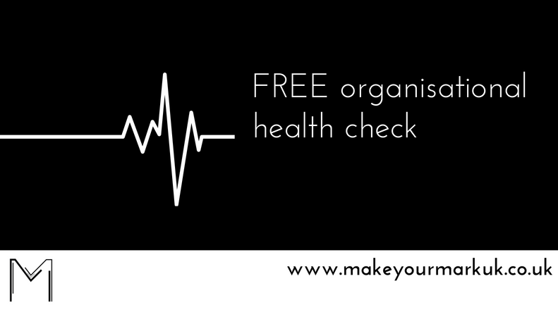 Free organisational health check for charities or voluntary groups