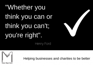 Henry Ford quote MYM branded