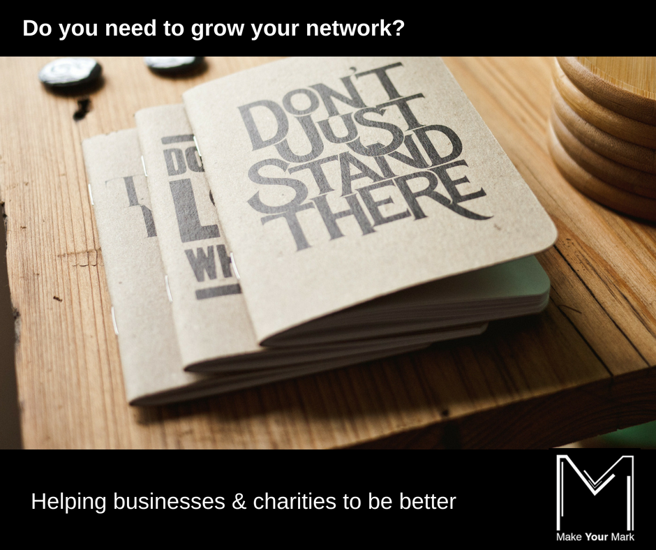 Grow your network blog banner