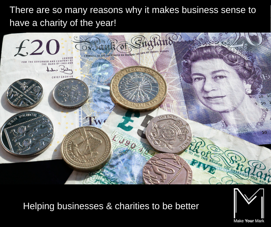 benefits of charity partnership